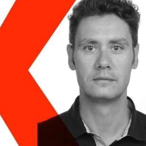 Immagine ufficiale di Bernardo per l'evento TedX Pordenone