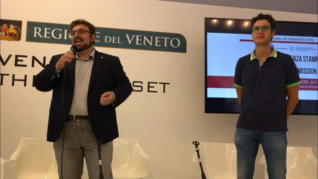 Il regista Marco Capursi descrive le motivazione che hanno portato l'agenzia C22 a scegliere come soggetto la storia di Bernardo Bernardini
